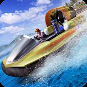 Modern Hovercraft Racing 2015