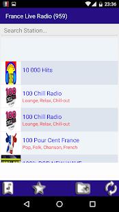 FlP FRANCE Radio live, best of french fm stations - náhled