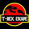T-Rex Jurásico Huida Parque icon