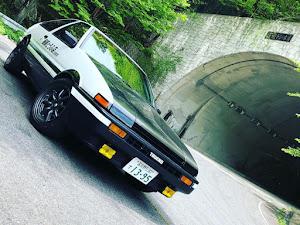スプリンタートレノ AE86 AE86 GT-APEX 58年式のカスタム事例画像 lemoned_ae86さんの2018年05月13日17:04の投稿