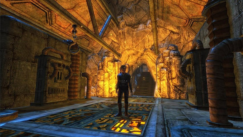 android Aralon: Forge and Flame 3d RPG Screenshot 1