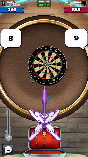 Darts Club: PvP Multiplayer 2.8.2 screenshots 6