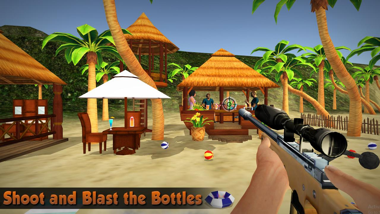 Shooter game 3d android apps on google play