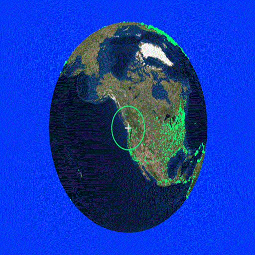 World FM Radio Map