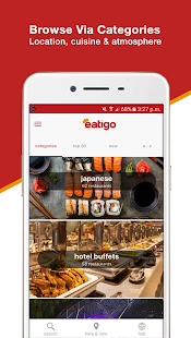 eatigo - restaurant discounts- screenshot thumbnail