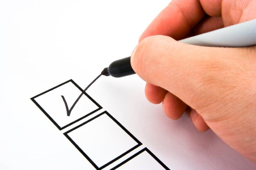 The Ultimate Before-You-Post-Checklist: 20 Things to Double Check ...