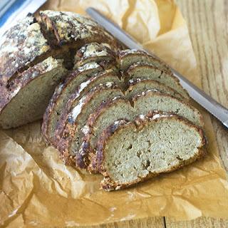 Gluten Free Artisan Oat Bread.