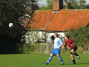 Photo: 15/10/11 v Stradbroke United (Suffolk Junior Cup Round 2) 3-1 - contributed by Leon Gladwell