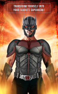 Superhero Photo Editor for PC-Windows 7,8,10 and Mac apk screenshot 2