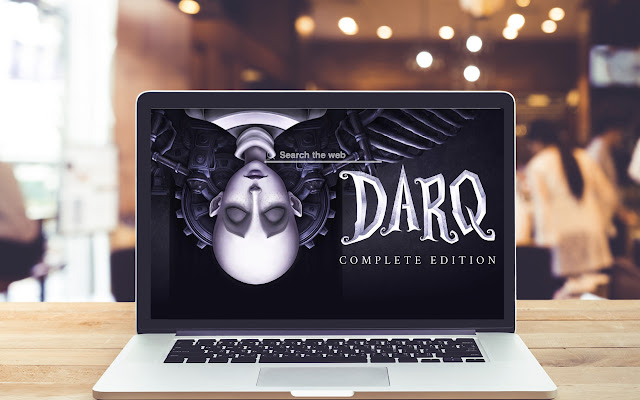 DARQ Complete Edition HD Wallpaper Game Theme