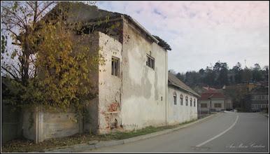 Photo: ·  Str. Războieni, vechiul abator - 2017.11.01
