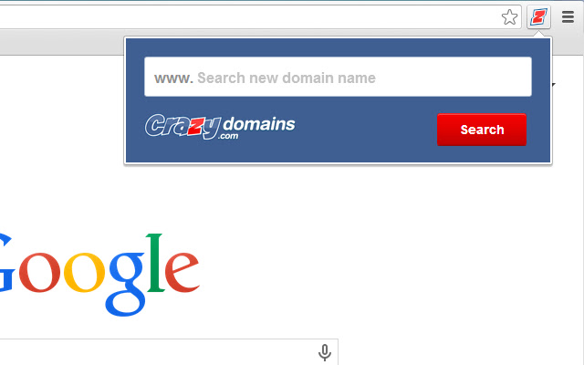 Fast Domain Search