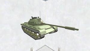 T-55A ディティールちょいアップ版