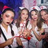 HQ halloween in Hong Kong in Hong Kong, , Hong Kong SAR