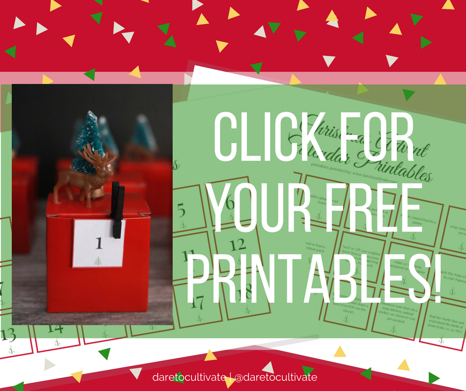 Click here for your FREE Printables!!!