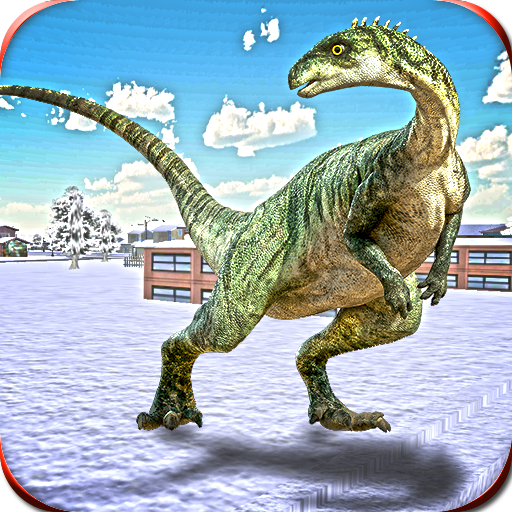 Dino World Dinosaur Simulator Android APK Download Free By SG - Mobile Games