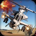 Gunship Heli Warfare - Battle icon