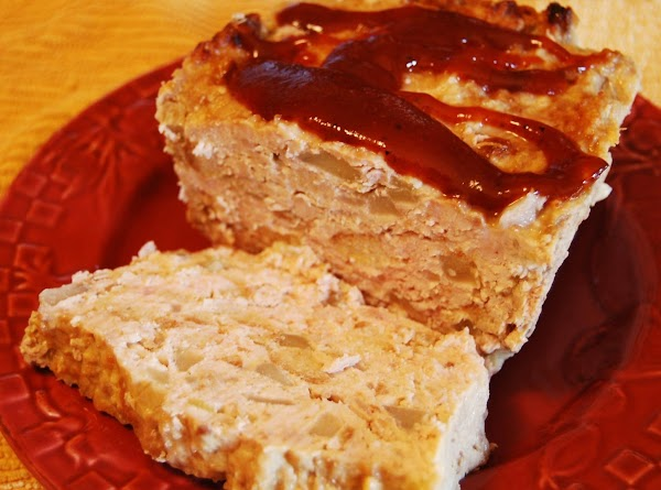 Barbeque Sauced Turkey Loaf Recipe