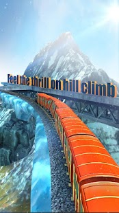 Uphill Train Racing 3D - náhled