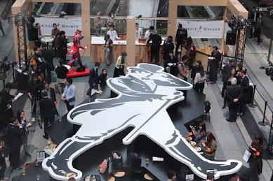 新時代の幕開けは渋谷で乾杯~世界最大級の「ジョニーハイボールBAR」が 東京・渋谷に期間限定オープン