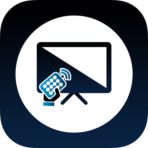 Icon for Universal remote control for smart TVs