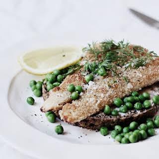 (Fish Style) Parsnip Fillets [Vegan].
