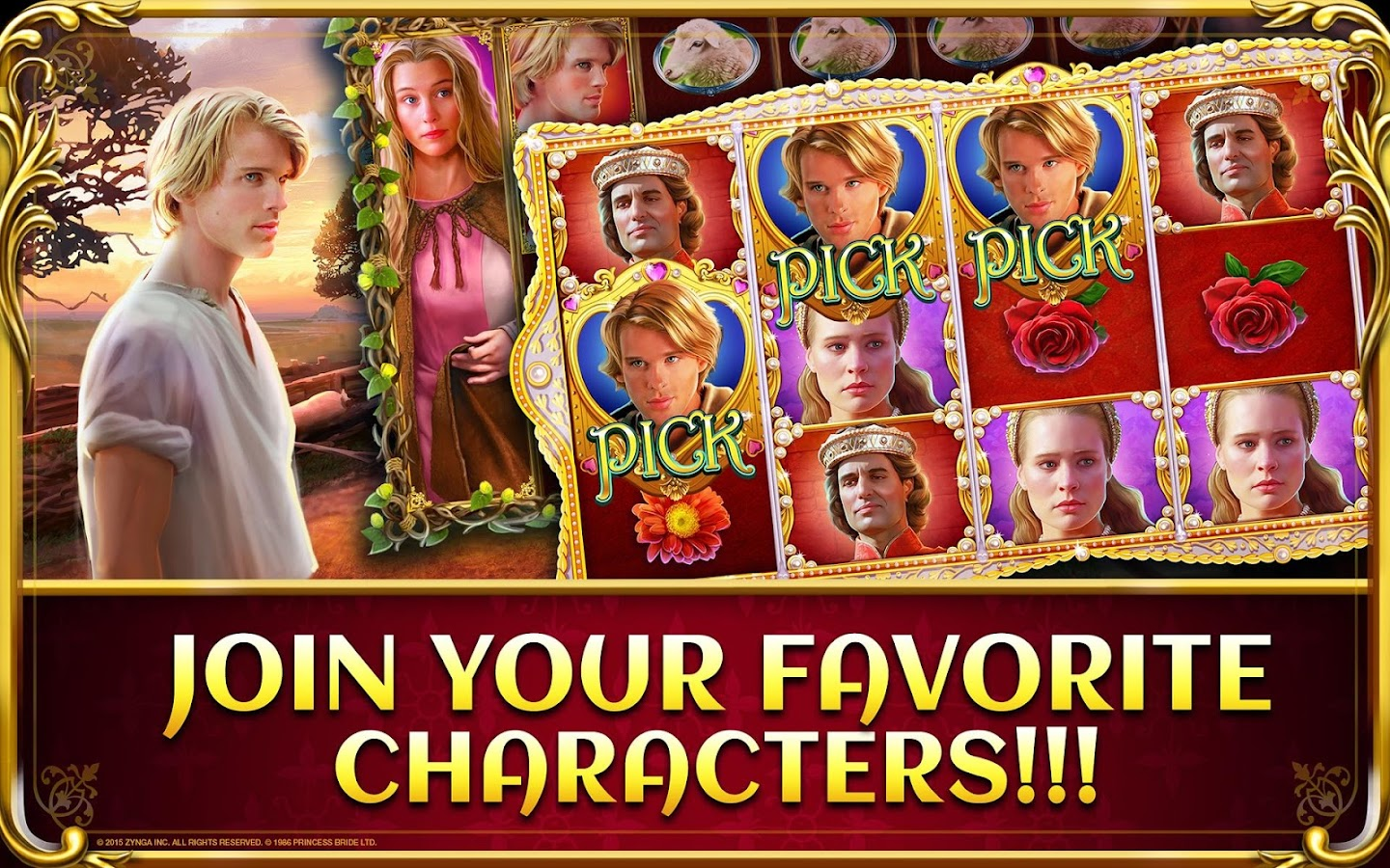 Princess Bride Slots Casino- screenshot