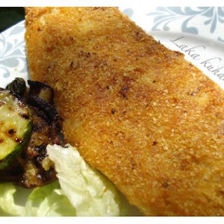 Crispy Fried Perch Fillets