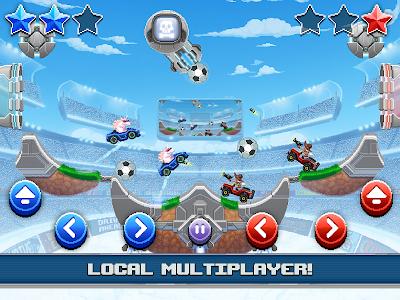 Drive Ahead! Sports v1.0 Mod Money