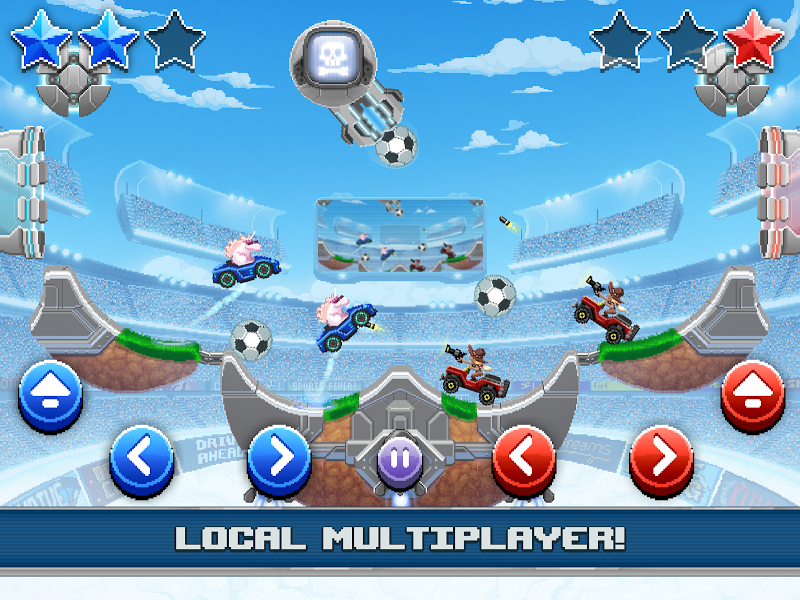 Drive Ahead! Sports Screenshot 10