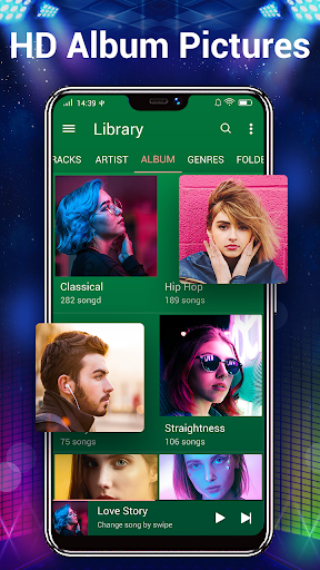 Music - Mp3 Player screenshot 4