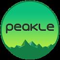 피클- 등산 지도, 산행 후기, 등산 수첩, 산행 친구 icon