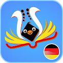 Lyrebird: Learn GERMAN icon