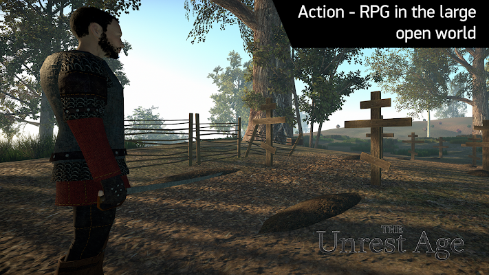 The Unrest Age Screenshot Image