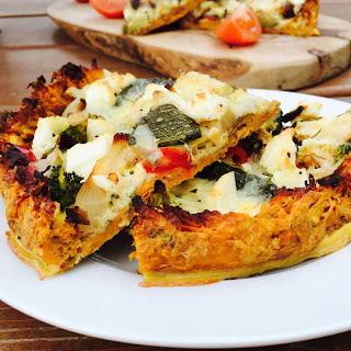 Gluten Free Veg Pizza