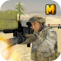 Army Commando Death Shooter 3D icon