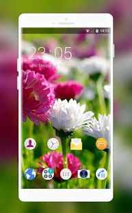 Theme for Videocon Metal Pro 2 nature wallpaper - náhled