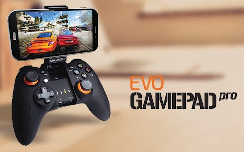 Evo Gamepad App: Gamepad Games - AppRecs