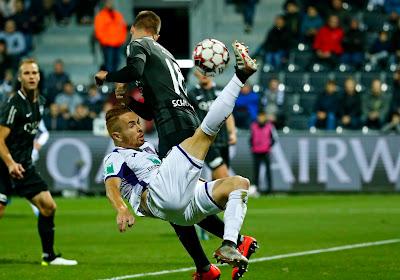 Un Anderlecht peu inspiré ne parvient pas à enchaîner à Eupen