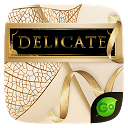 App Download Delicate GO Keyboard Theme Install Latest APK downloader