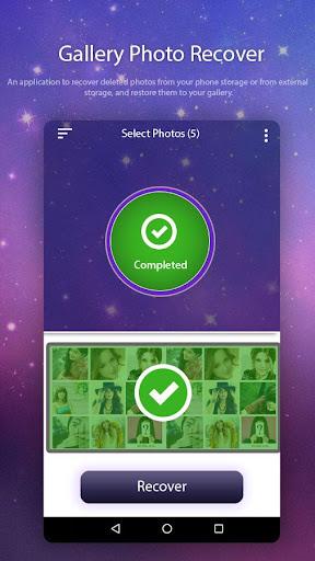 Gallery Photo recovery 1.2 screenshots 4