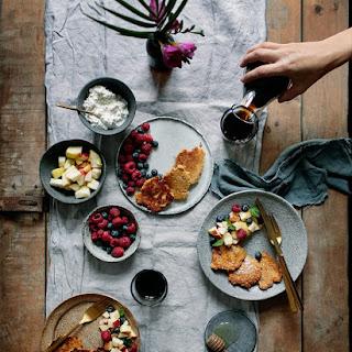 Millet Pancakes Recipes.