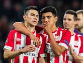 Hirving Lozano (PSV Eindhoven) va rejoindre le Napoli