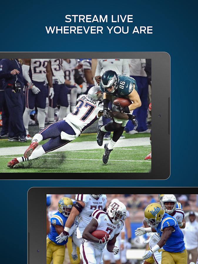 FOX Sports: Live Streaming, Scores & News- screenshot