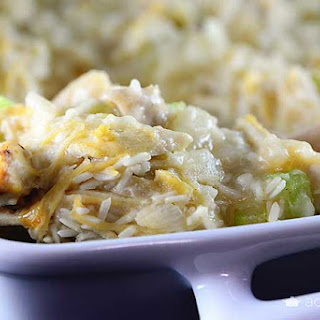 Chicken Casserole With Cream Of Celery Soup Recipes