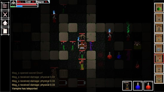 Once upon a Dungeon- screenshot thumbnail