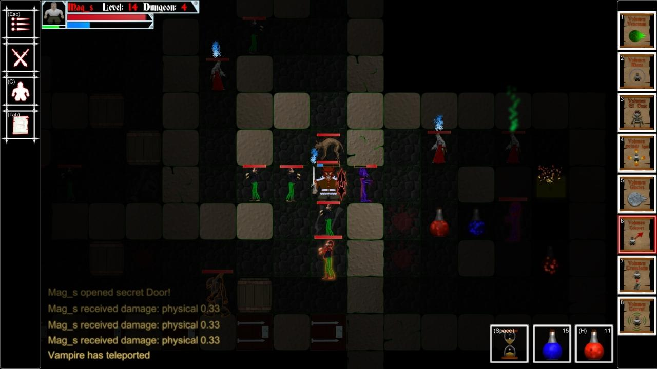 Once upon a Dungeon- screenshot