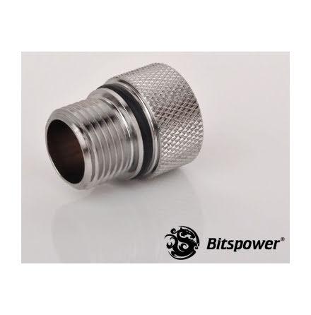 """Bitspower adapter til Eheim pumpe, 3/8""""BSP til 1/4""""BSP"""