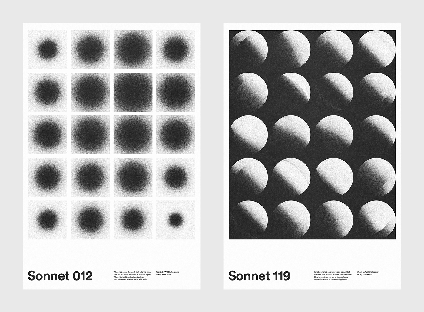 Sonnet 012 and 119