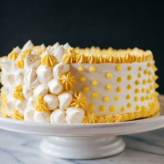 Lemon Dream Layer Cake